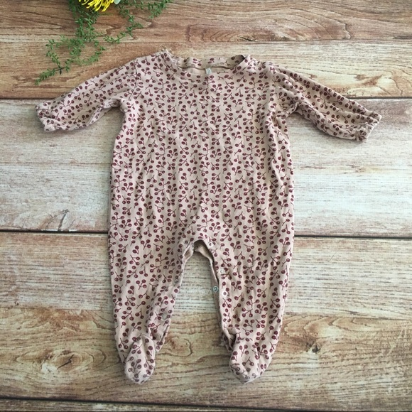 c37643f4506 Rylee + Cru Winter Berry one piece 6-12 months. M 5bf07600aaa5b8bfc895caaf
